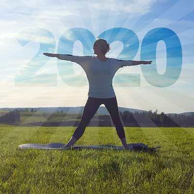 Voeux 2020 - KenZen shiatsu vous aide à tenir des objectifs atteignables