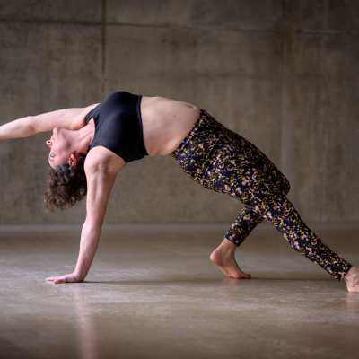 KenZen devient professeure de Yoga Vinyasa avec ZenSpace Formation