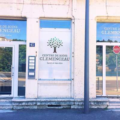 Le centre de soin Clemenceau prend un coup de jeune
